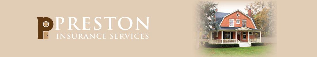Preston Insurance Services Logo